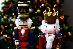 Christmas Nutcrackers Decoration