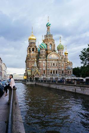 Church of the Savior on Blood / Kirche des Erlösers auf Blut
