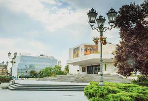City gallery in Novi Sad