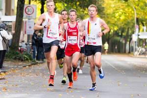 Claaßen Mike, Häcker Markus, Glöckner Manuel - Köln Marathon 2017