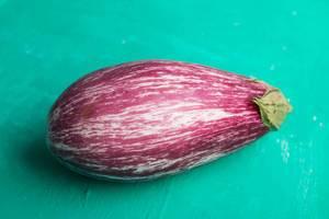 Close up of eggplant