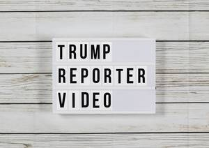 CNN-Reporter nach Streit mit Trump verbannt – Debatte um Video