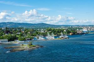 Coastline in Oslo, Norway.jpg