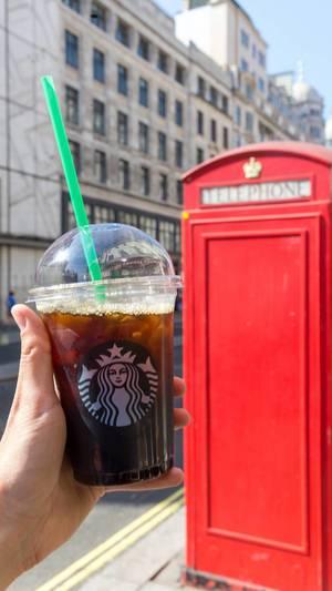 Cold-Brew-Kaffee von Starbucks
