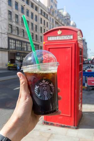 Cold Brew Starbucks Coffee