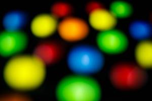 Colorful candy out of focus  Flip 2019