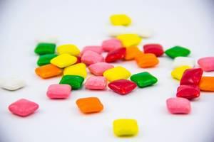 Colorful Gum Tabs
