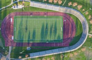 Columbus Park: Outdoor Track