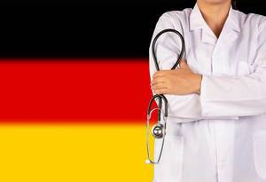 Concept of national healthcare system in Germany