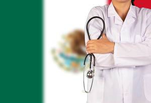 Concept of national healthcare system in Mexico