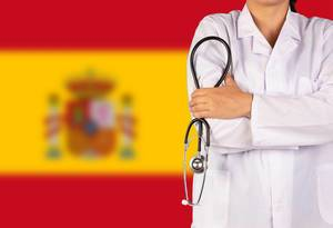 Concept of national healthcare system in Spain