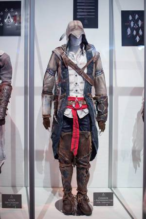 Connor Of Ratohnhaketon Cosplay von Assassin