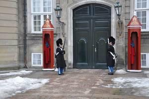 Copenhagen Royal Palace