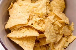 Corn Tortilla Chips or Nachos