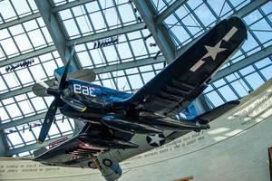 Corsair Fighter Airplane  Flip 2019