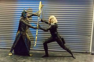 Cosplay Duell