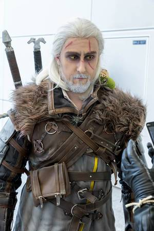 Cosplay: The Witcher