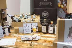 Craft-Bier und Whiskey von Heiland
