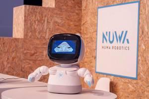 Danny robot by Nuwa Robotics