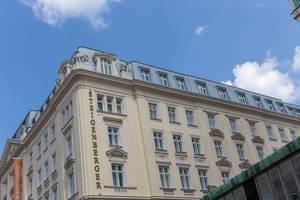 Das berühmte Steigenberger Hotel in Wien