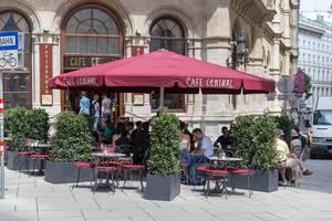 Das kultige Café Central in Wien