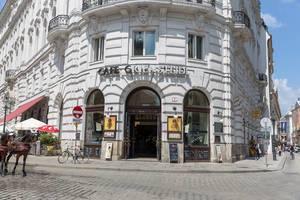 Das traditionsreiche Café Griensteidl in Wien