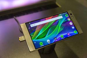 Das ultimative Gaming-Handy Razer Phone