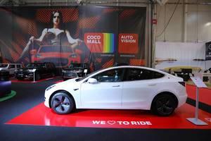 Das weltweit meistverkauften Elektroauto im Jahr 2018: Model 3 von Tesla
