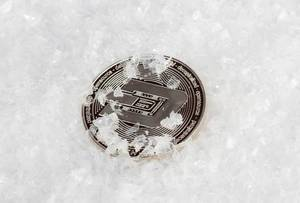 Dash Münze – Kryptowährung liegt auf Eis