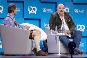 David Rowan (Wired) im Interview mit Werner Vogels (CTO Amazon)