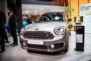 Der neue Mini Cooper S E Countryman All4 Plug-in Hybrid - Unplug and Play