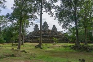 Der Ta Keo Tempel in Siem Reap in Kambotscha