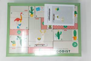 Der vegane Foodist Active Adventskalender