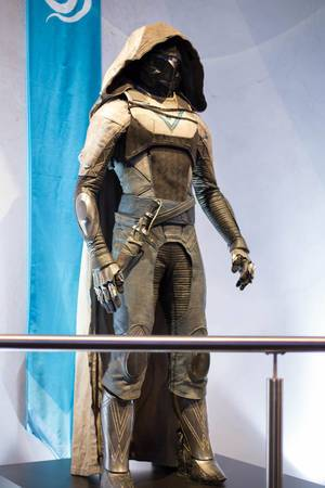 Destiny 2 Cosplay Outfits bei der Gamescom 2017