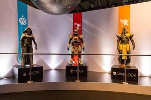 Destiny Klassen: Jäger, Titan, Warlock – Gamescom 2017, Köln