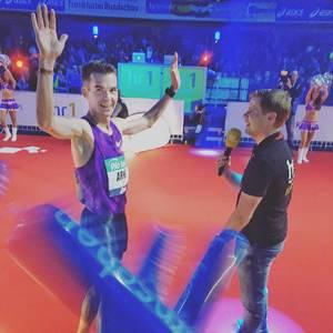 Deutscher Rekord für Arne Gabius!!! #frankfurtmarathon #marathon #running