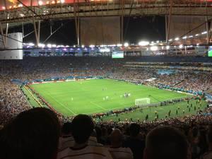 Deutschland gegen Argentinien – Fußball-WM 2014, Brasilien
