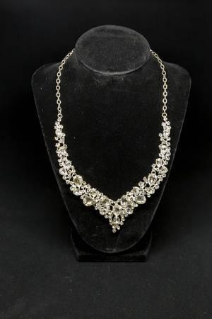 Diamant Collier an der Photokina in Köln