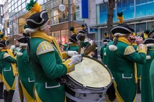 Die EhrenGarde - Kölner Karneval 2018