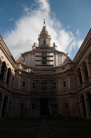 Die Kirche Sant