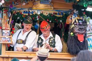 Die Vogelpfeiferberger von der Wiesn - Oktoberfest 2017
