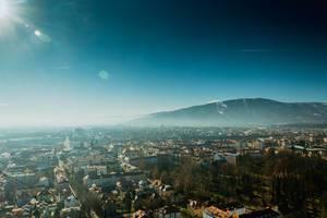 Die wunderschöne Stadt Marburg an der Drau