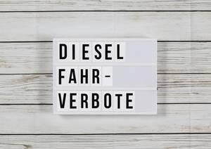 Diesel-Fahrverbote für Köln und Bonn angeordnet