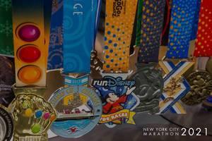 Disney Medals tbd