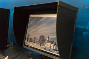 Display Monitor mit 4K Auflösung von Eizo Coloredge CG248-4K