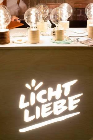Diverse Tischleuchten von Licht Liebe