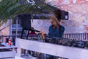 DJ im Haubentaucher in Berlin