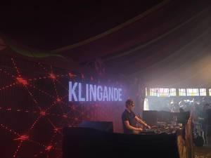 DJ Klingande beim Musikfestival Tomorrowland 2014 - Antwerpen, Belgien