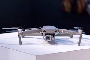 DJI Mavic 2 Pro Drohne auf der IFA Berlin 2018
