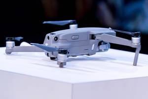 DJI Mavic 2 Pro drone at IFA Berlin 2018